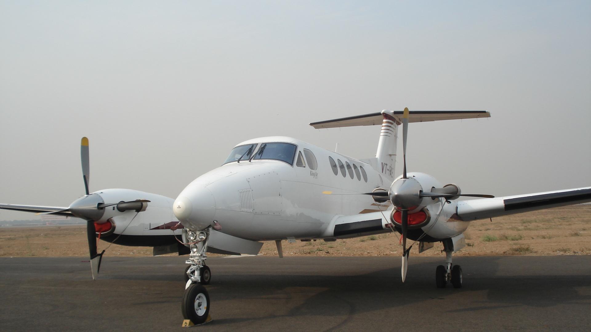 SUPER KING AIR B-200